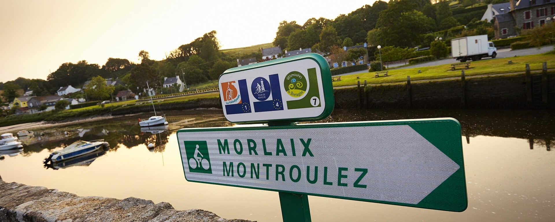 Carte Bretagne Velo.An Interconnecting European Cycle Route La Velodyssee